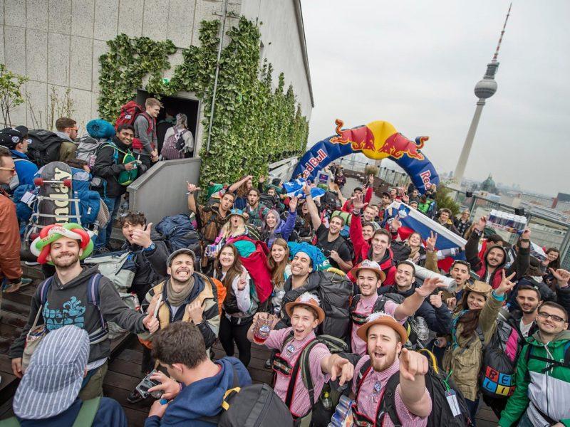 Red Bull Can You Make It? – Výzva na nezabudnuteľné dobrodružstvo